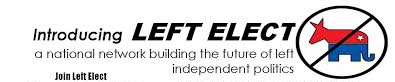 Left Elect masthead